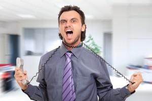 Píli vám niekto vo firme nervy?